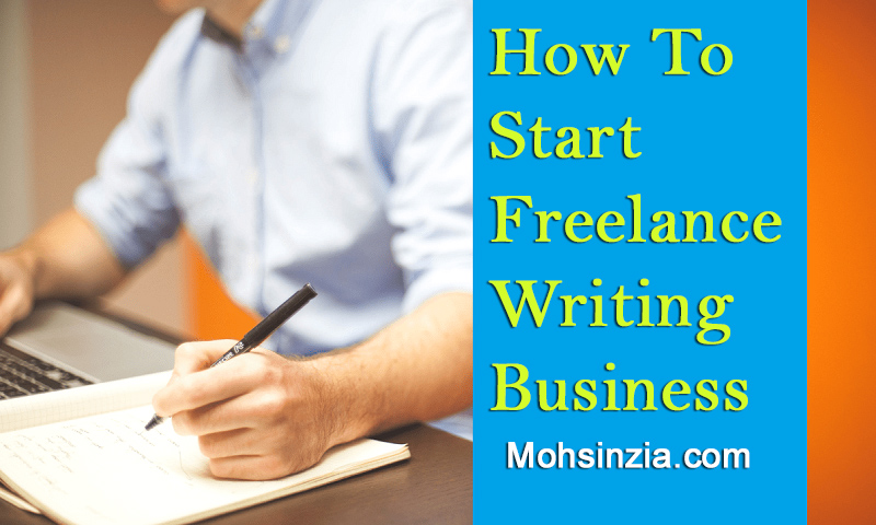 Start Your Own Freelance Writing Business Working from Home